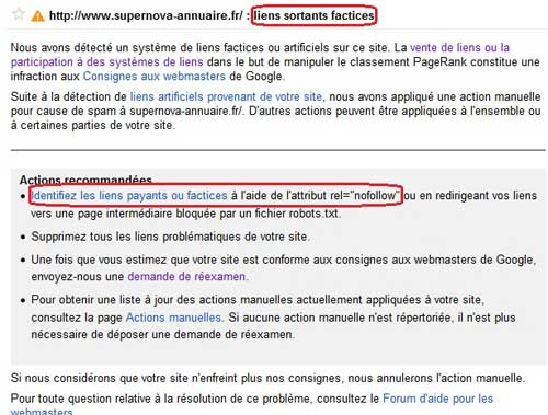 sanction google